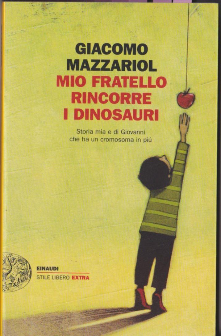 """""""MIO FRATELLO RINCORRE I DINOSAURI"""" IN FINLANDESE"""